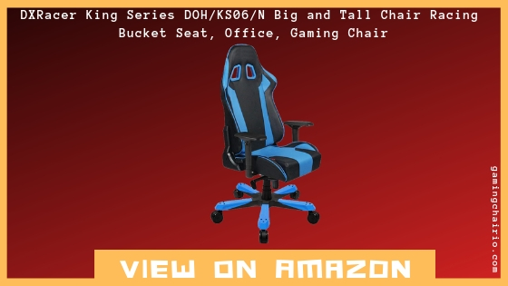 DXRacer King Series DOH/KS06/N Big and tall Gaming Chair