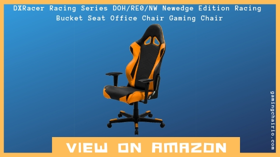 DXRacer Racing Series DOH/RE0/NW Newedge Edition Racing Bucket Seat Office Chair