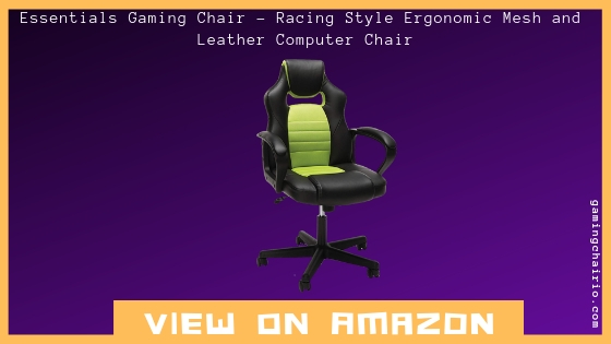 Essentials Gaming Chair - Racing Style by OFM